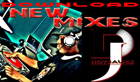 New Mixes banner