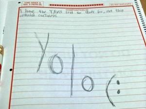 yolo-tweet