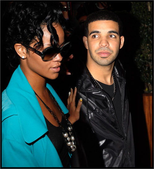 tag drake and rihanna