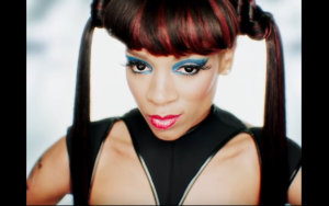 LIL MAMA AS LEFT EYE 2