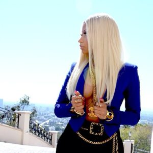 Nicki again 3