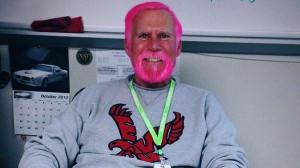 Teacher Pink