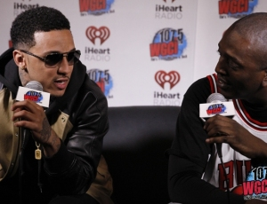 Kirko Bangz interview at Big Jam 2014