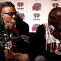 Interviewing Snootie Wild at Big Jam 2014